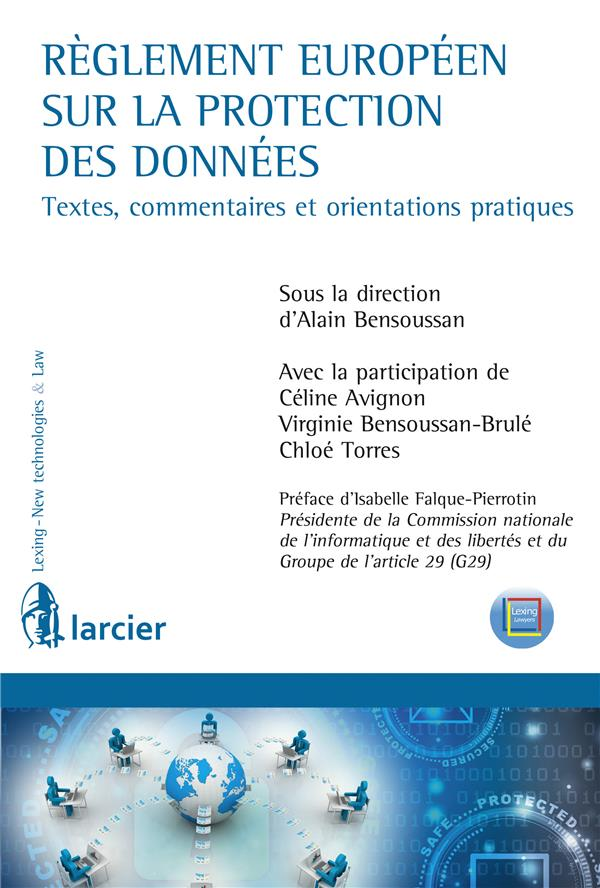 REGLEMENT EUROPEEN SUR LA PROTECTION DES DONNEES